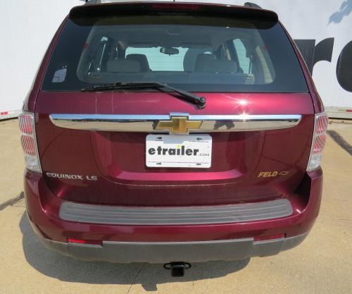 small resolution of 2008 chevrolet equinox draw tite max frame trailer hitch receiver custom fit class iii 2