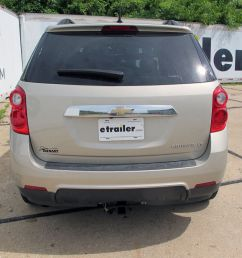 2013 chevrolet equinox draw tite max frame trailer hitch receiver custom fit class iii 2  [ 1000 x 798 Pixel ]