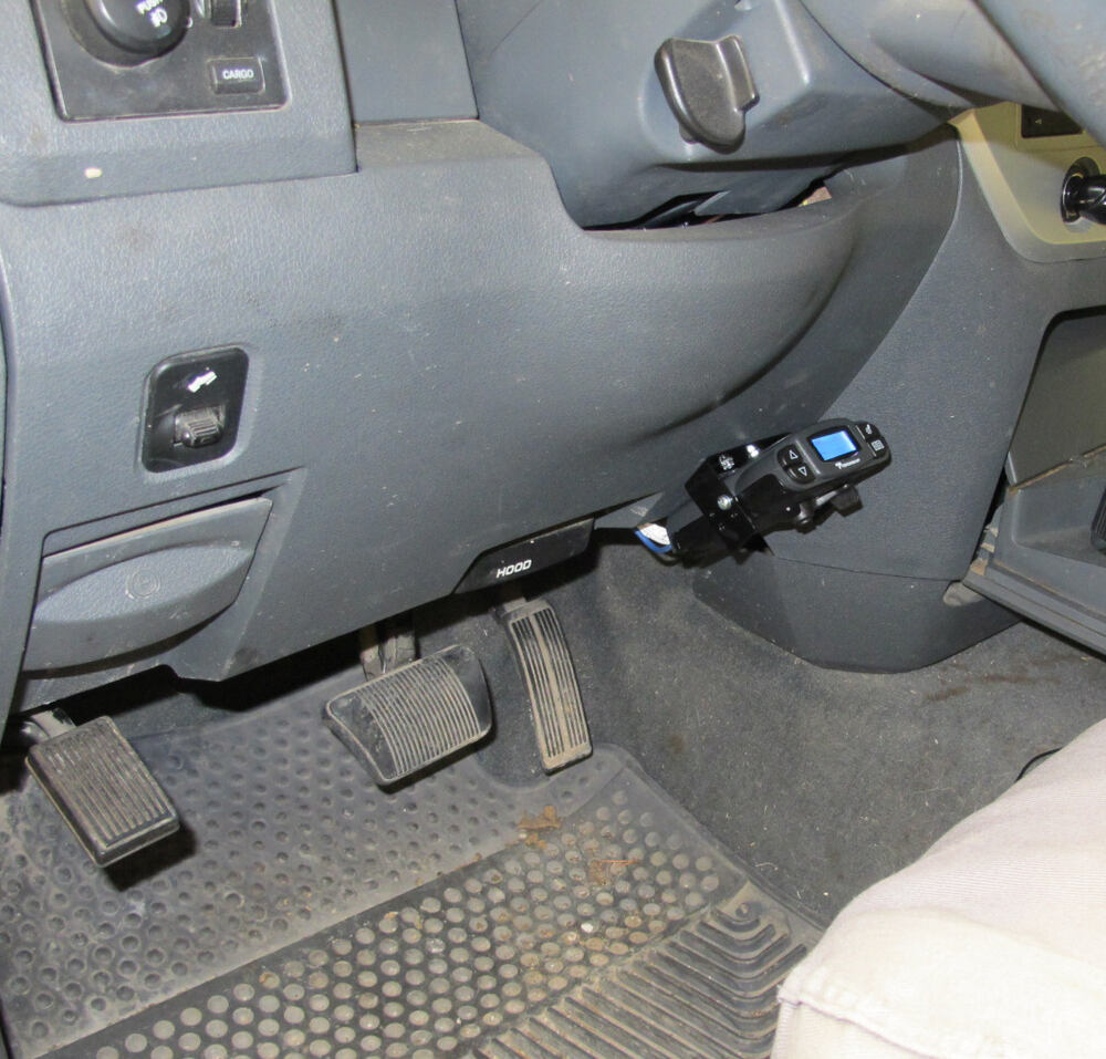 hight resolution of tekonsha prodigy p3 trailer brake controller 1 to 4 axles proportional tekonsha brake controller 90195