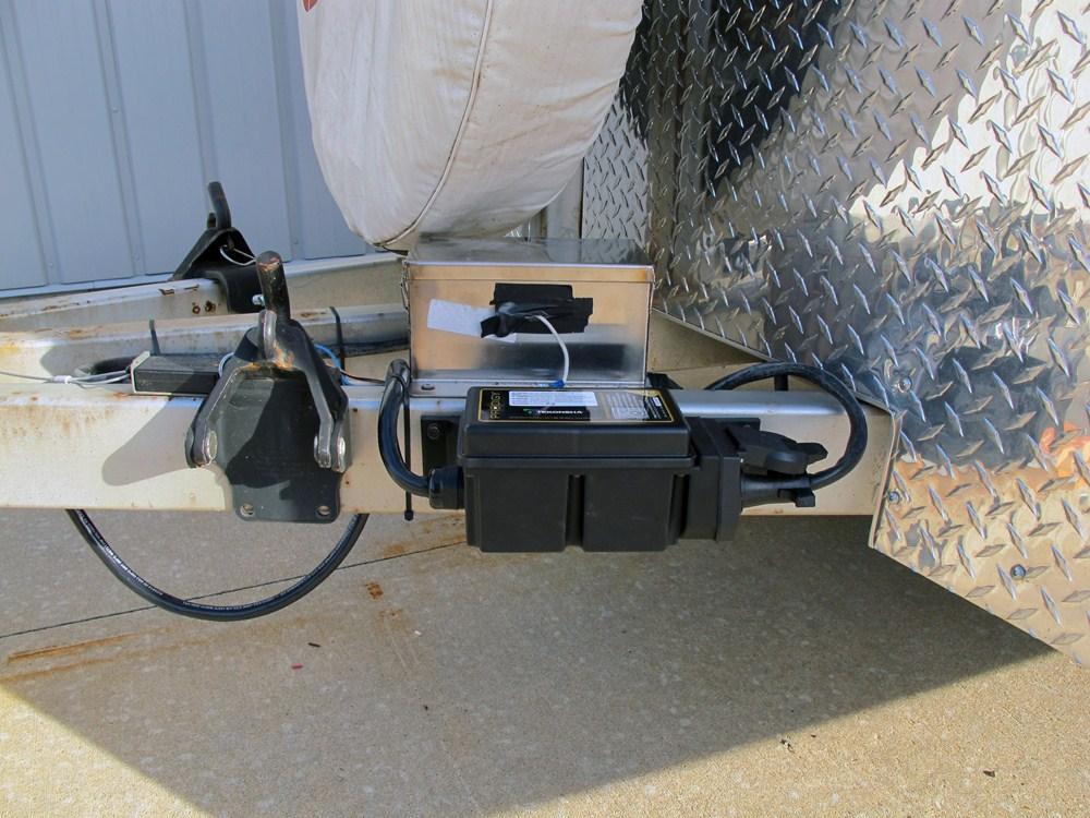 Trailer Mounted Electric Brake Controller Wiring