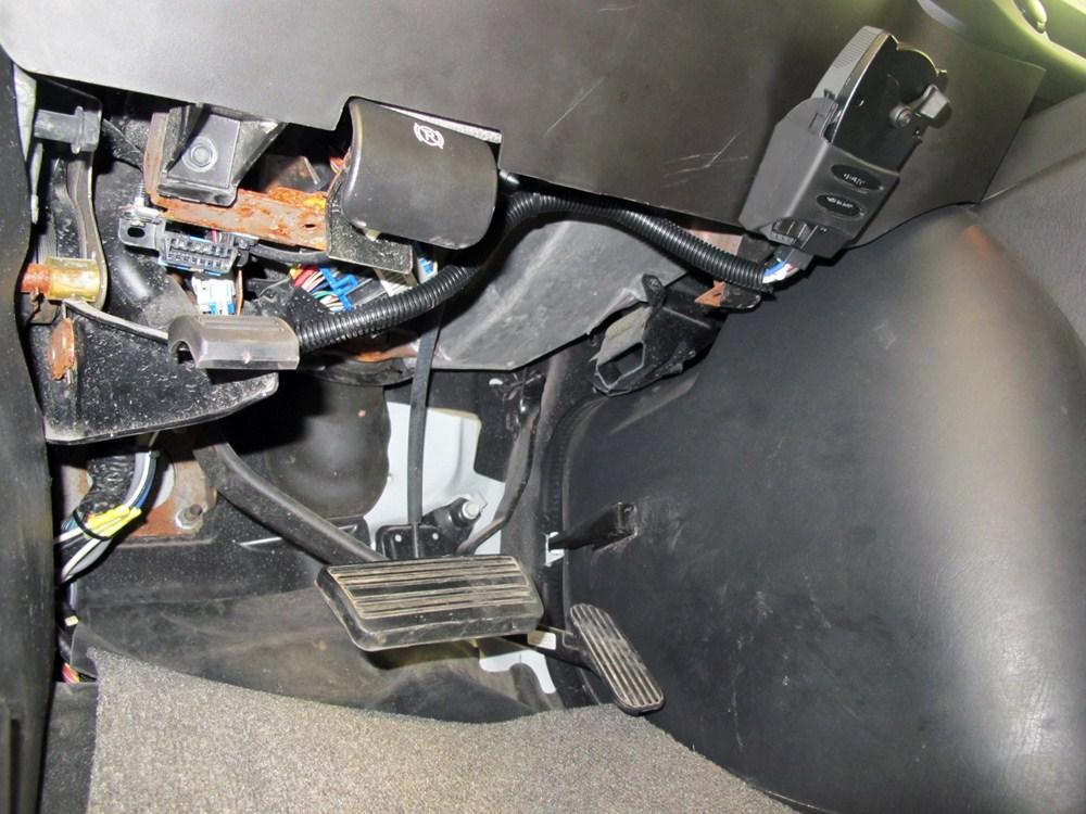 Gmcsierratrailerbrakecontroller Tekonsha Brake Controller For Gmc