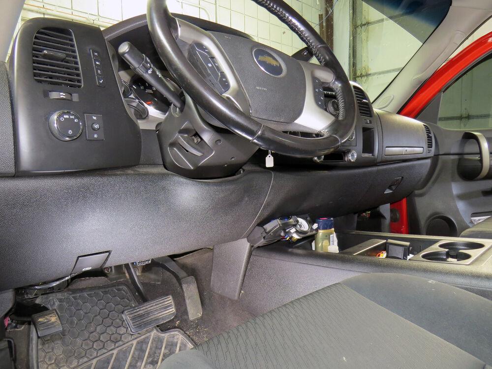Brake Controller Wiring Instructions For A 2011 Chevrolet Silverado