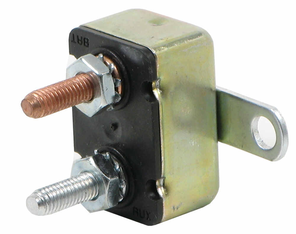 medium resolution of 40 amp in line circuit breaker perpendicular mount bracket pollak accessories and parts 9510