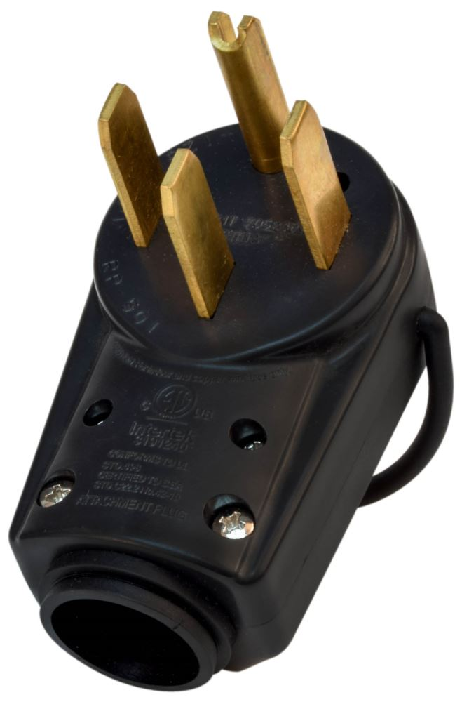 Plug Protector For Trailer Wiring Harness On A Male Plug Ends Wiring