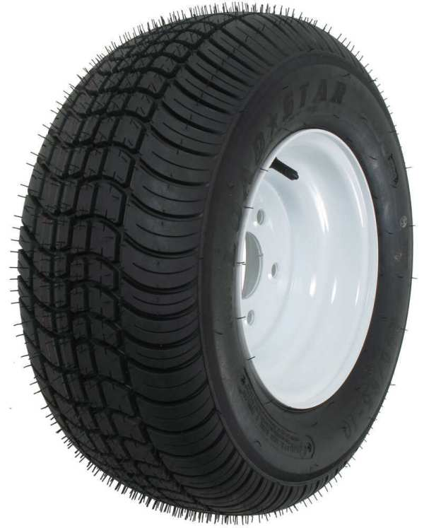10 Inch Trailer Wheels and Tires