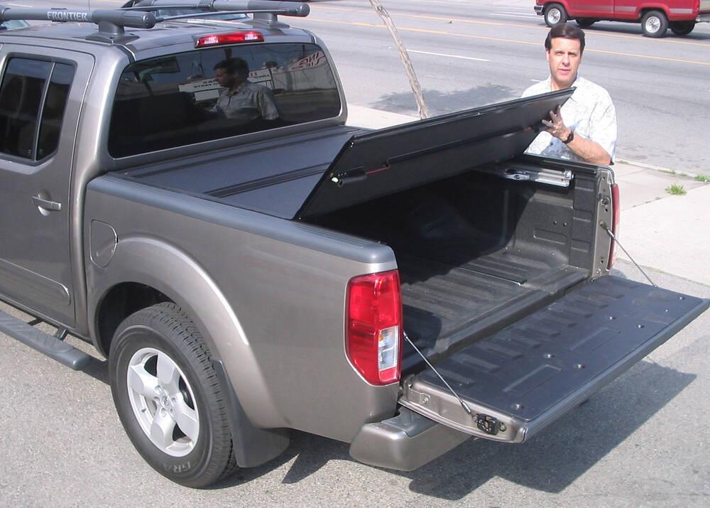 2012 Nissan Frontier Tonneau Covers Bak Industries