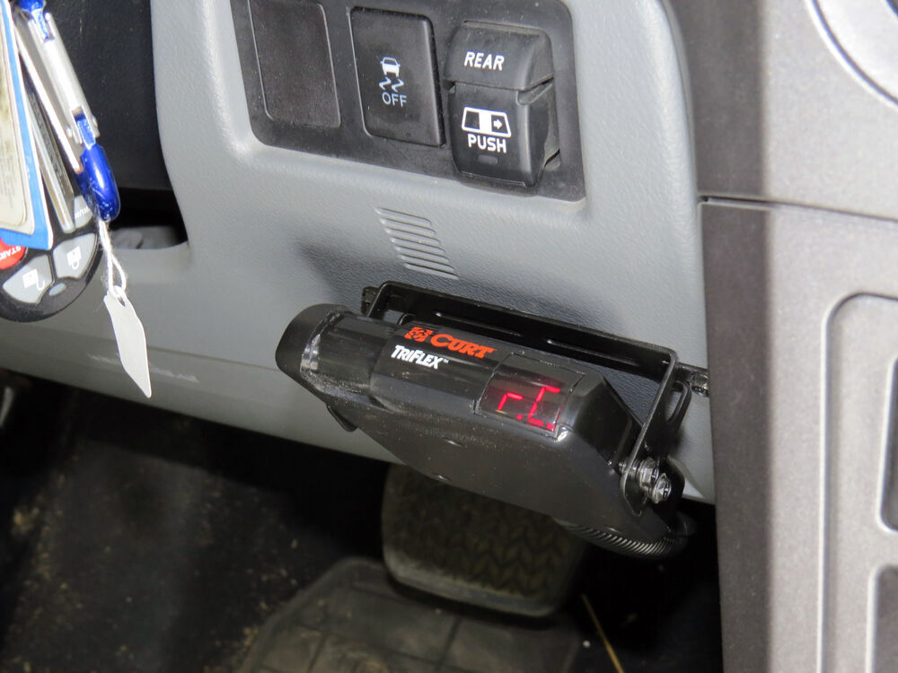 Re 2011 Tundra Electric Brake Controller Install