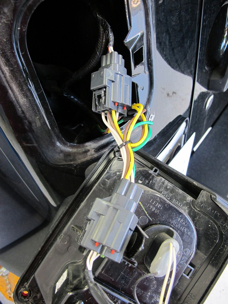 Trailer Wiring Harness For 2002 Jeep Wrangler