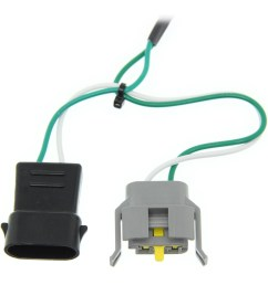 1998 ford explorer curt t connector vehicle wiring harness for ford contour  [ 1000 x 939 Pixel ]