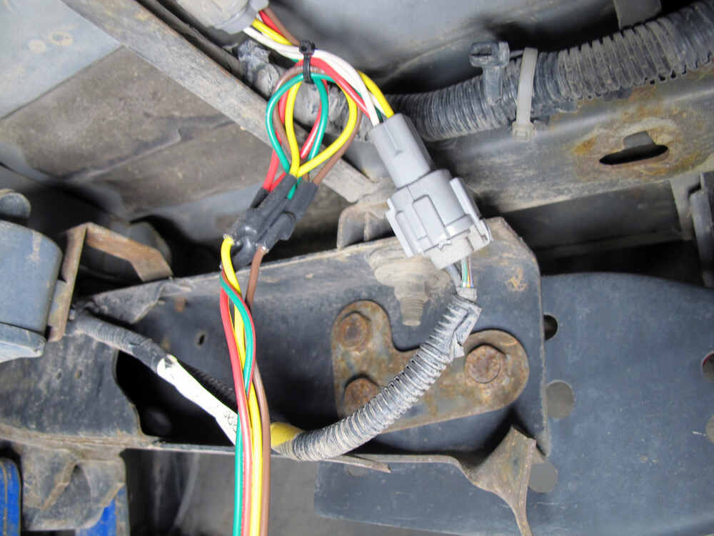 Trailer Wiring Diagram Moreover Wire Trailer Wiring Diagram On Nissan