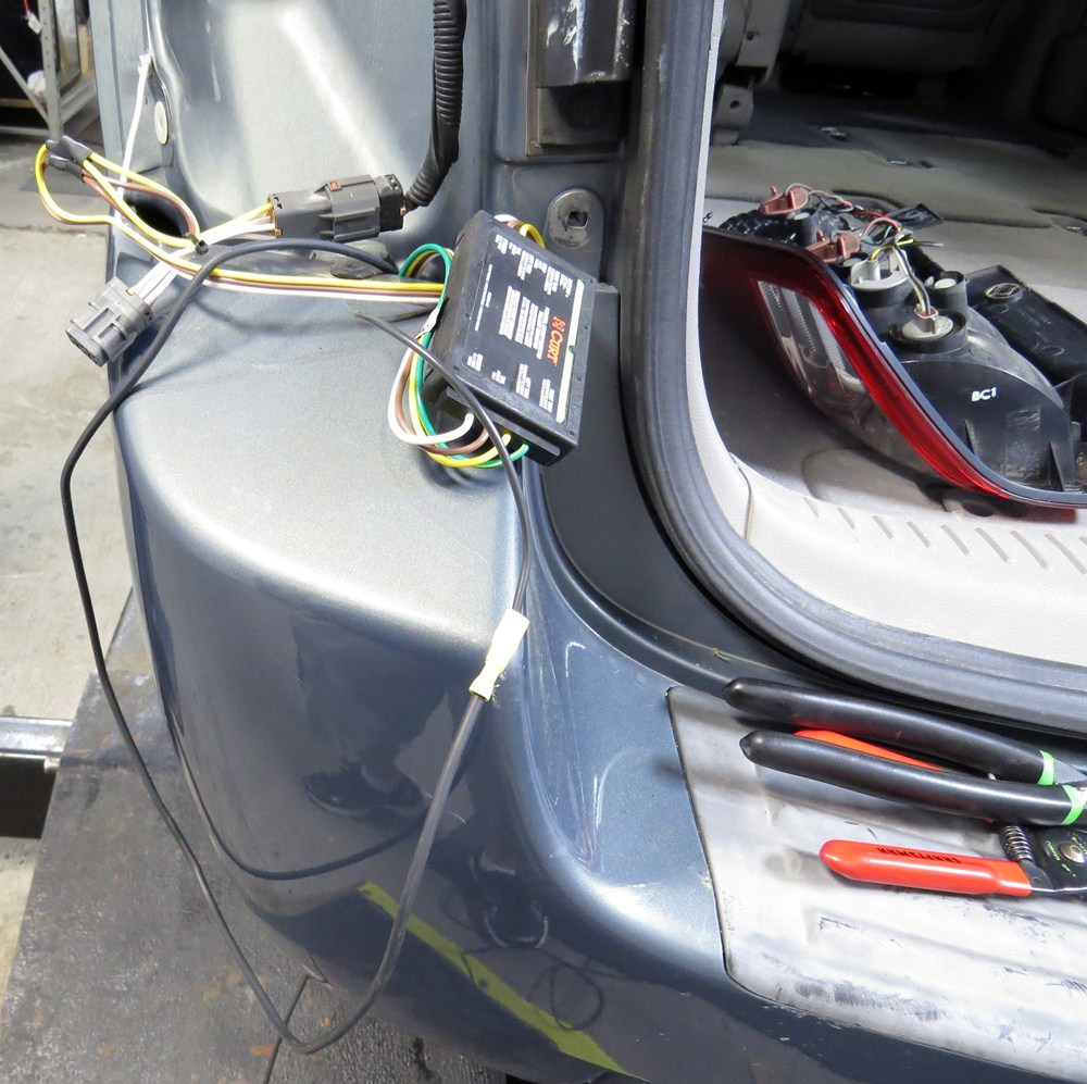 Custom Fit Vehicle Wiring Custom Fit Vehicle Wiring 016118059212