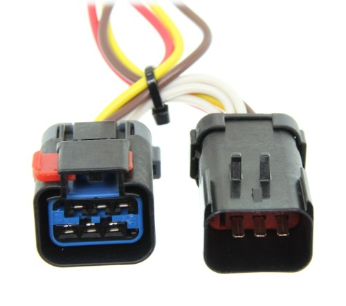 small resolution of  chrysler pacifica 2004 2008 towing wiring harness 2007 chrysler pacifica custom fit vehicle wiring