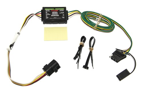 2006 Kia Sorento Tone Vehicle Wiring Harness With 4pole Flat Trailer