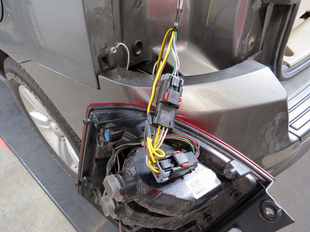 Jeep Compass Wiring Harness