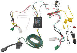 Trailer Wiring Harness Installation 2013 Dodge Charger Video