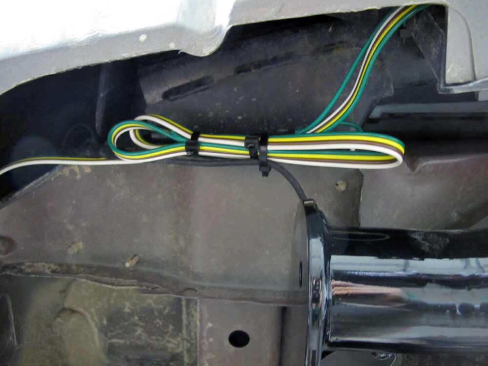 2011 Ford Escape Tone Vehicle Wiring Harness With 4pole Flat Trailer