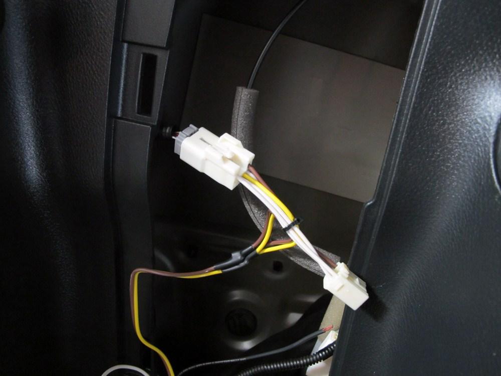 20062012 Toyota Rav4 Curt T Connector Wiring Harness Curt 56165