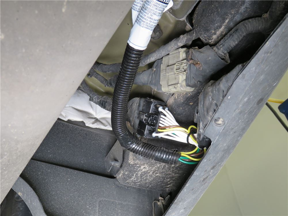 Wiring Diagram Together With Trailer Wire Harness Connectors In