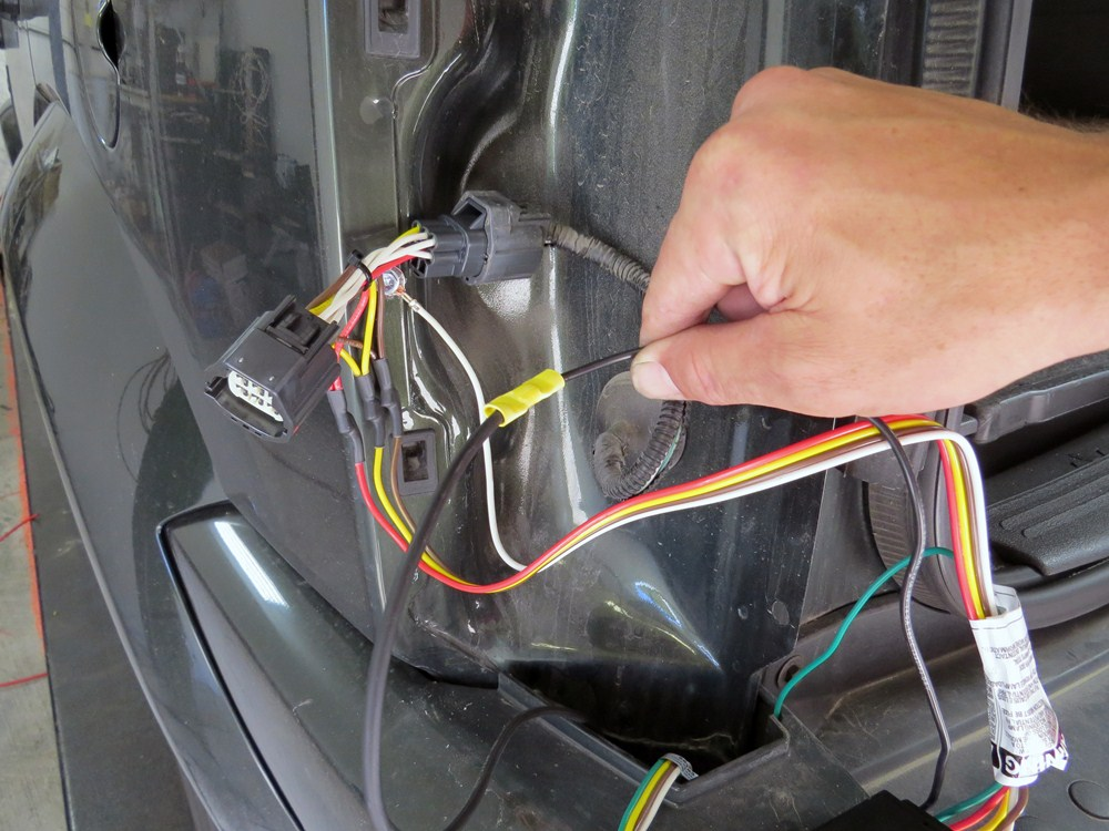 Dodge Caliber Wiring Harness