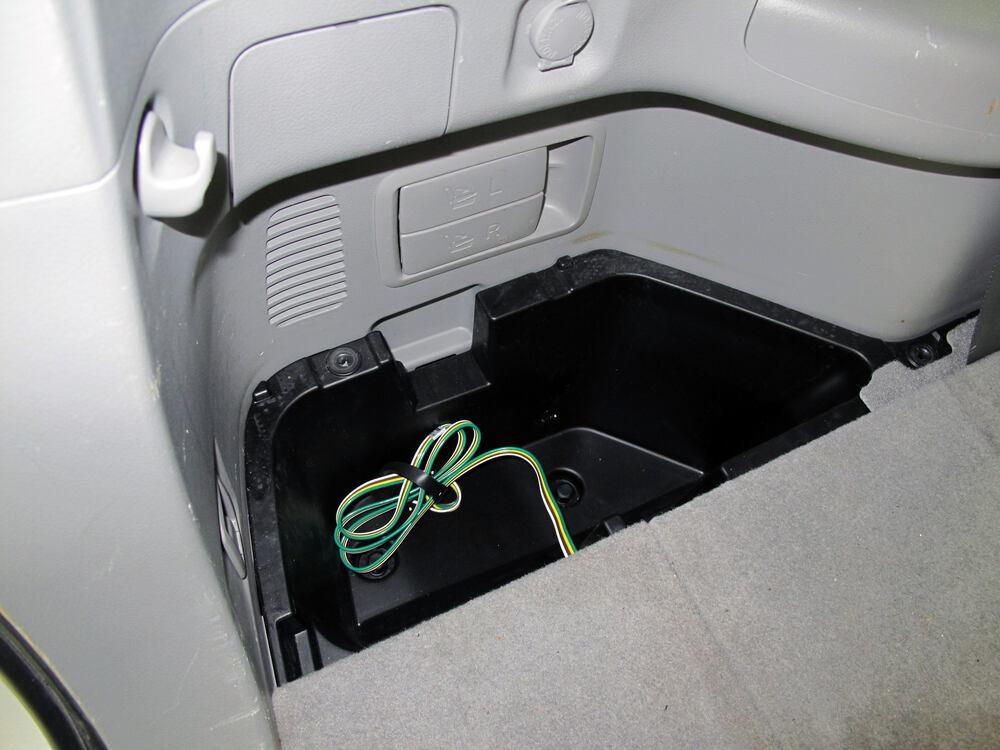 2008 Toyota Highlander Trailer Wire Harness