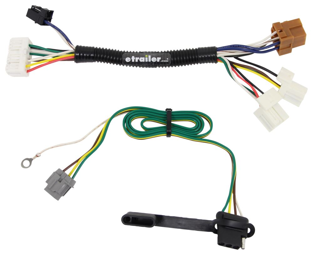 medium resolution of trailer wiring harness adapter also with trailer hitch wiring harness also with 2012 nissan pathfinder trailer wiring harness furthermore fj cruiser trailer