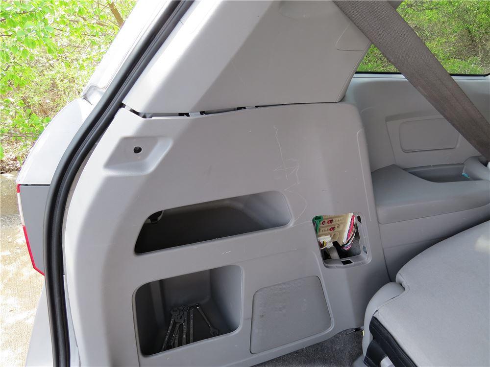 Light Wiring Diagram On Trailer Wiring Harness For 2012 Honda Odyssey