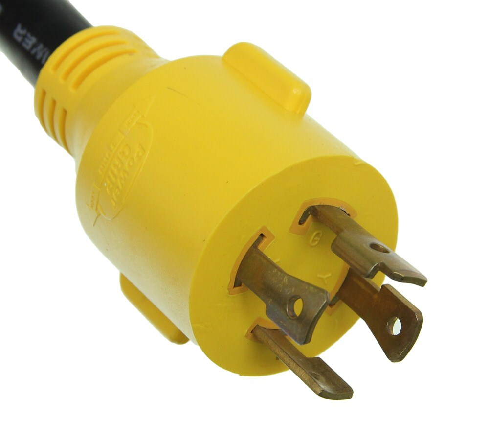 hight resolution of generator power cord 30 4 prong further 7 pin trailer plug wiring