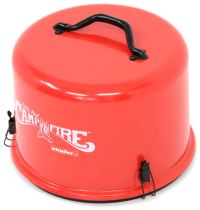Little Red Campfire Portable Gas Campfire Camco Grills and ...