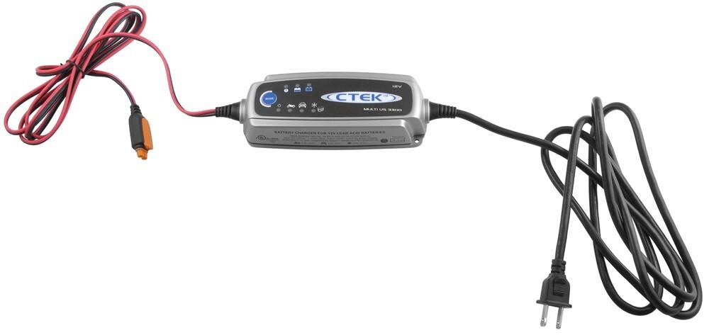 CTEK MULTI US 3300 12-Volt Universal Battery Charger w