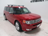 2009 Ford Flex Crossbars