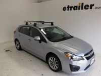 Roof Rack for Subaru Impreza, 2014 | etrailer.com