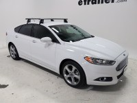 Roof Rack for 2015 Fusion by Ford | etrailer.com