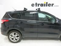 2013 Ford Escape Custom DK Fit Kit for Rhino-Rack 2500 ...