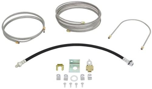 Demco Hydraulic Brake Line Kit for Single Axle Trailers