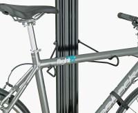 Gear Up BUA Aluminum Bike Storage Rack - Floor to Ceiling ...