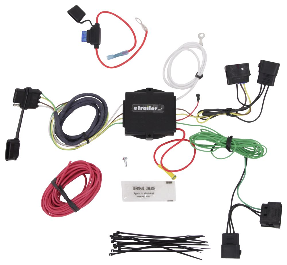 hight resolution of  2011 ford escape trailer wiring harness wiring diagrams ford escape trailer wiring harness on ford