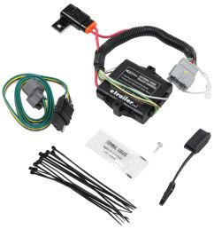 2007 honda element custom fit vehicle wiring hopkins 2007 honda odyssey trailer wiring harness honda odyssey [ 951 x 1000 Pixel ]