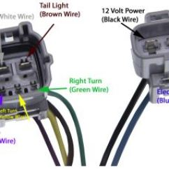 Wiring Diagram For 4 Way Flat Trailer Connector Wrx Stereo Hopkins Tow Package Kit Toyota Tundra Custom Fit Vehicle Hm11143395