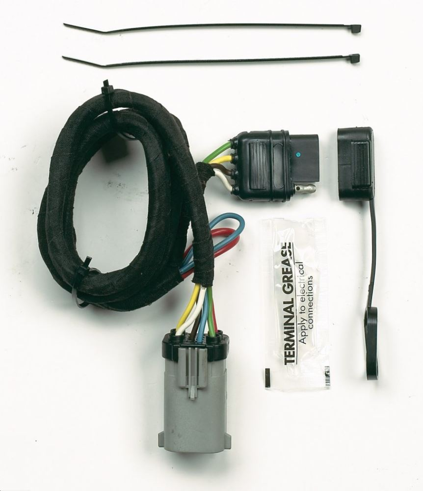 hight resolution of 2004 ford f 250 and f 350 super duty hopkins plug in ford 7 pin trailer wiring diagram ford f 250 trailer wiring diagram