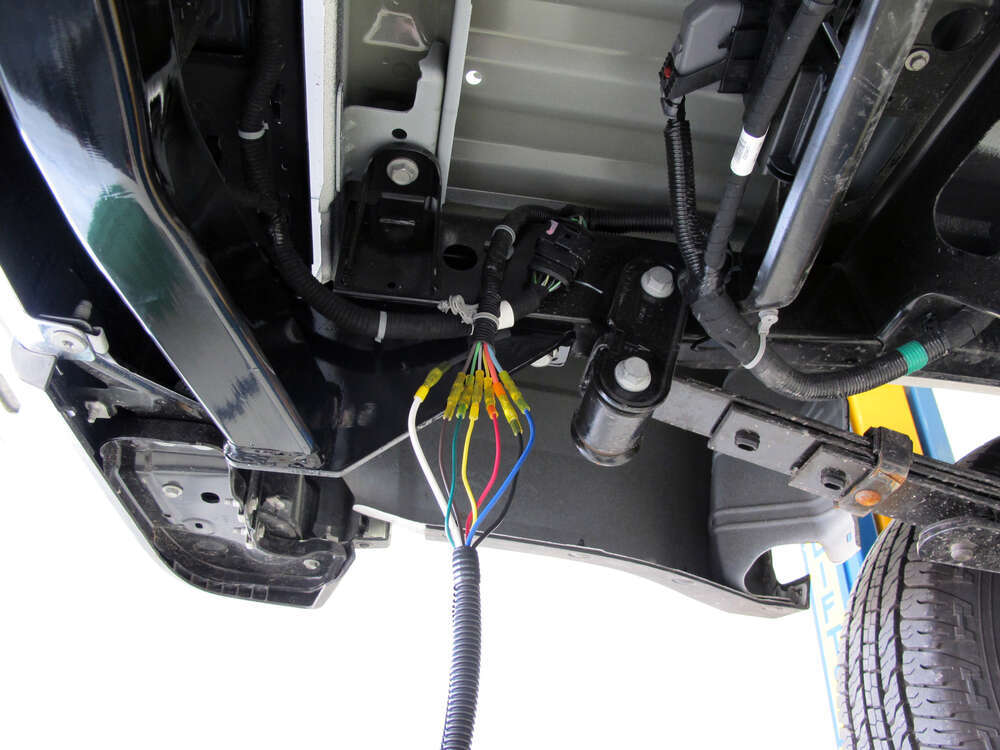 Diagram 4 Plug Trailer Wiring Diagram 2005 Chevy Silverado Bcm