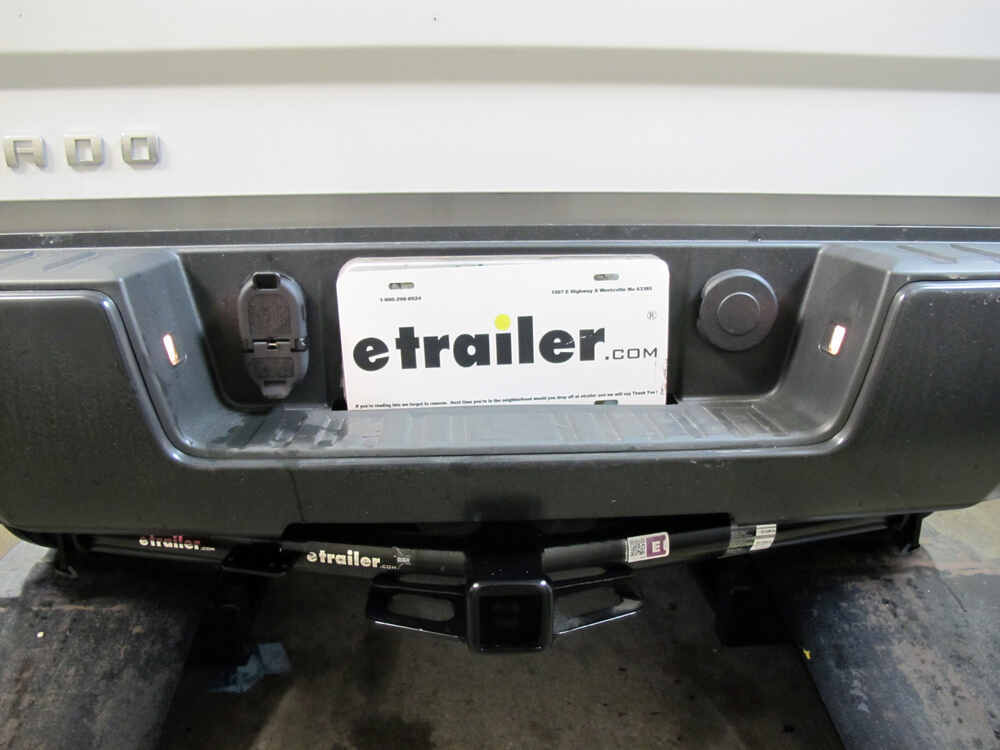 Trailer Wiring Harness For 2004 Chevy Silverado