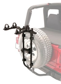 Hollywood Racks SR2 2-Bike Carrier - Spare Tire Mount ...