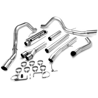 2005 ford f-250 and f-350 super duty Exhaust Systems