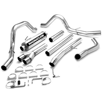 2006 Ford F-250 and F-350 Super Duty Exhaust Systems