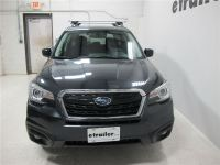 2014 Subaru Forester Malone AirFlow2 Roof Rack