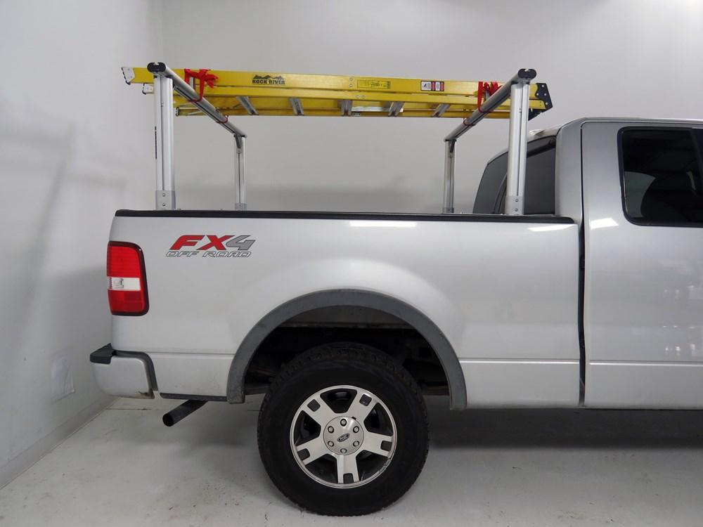 MaxxTow Truck Bed Ladder Rack w/ Load Stops
