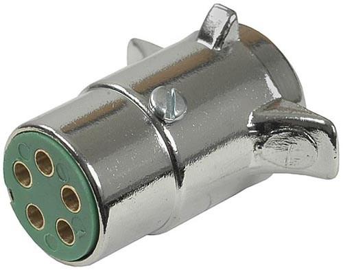 Trailer Wiring Diagram 5 Pin Round
