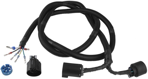 Pollak 5th Wheel And Gooseneck Trailer Connector Wiring Harness W