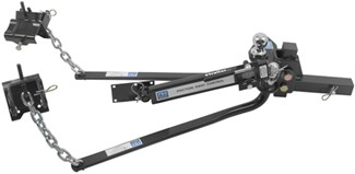 Pro Series Weight Distribution System w/ Friction Sway