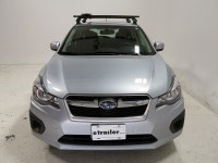 2013 Subaru Impreza Rhino-Rack MountainTrail Rooftop Bike ...